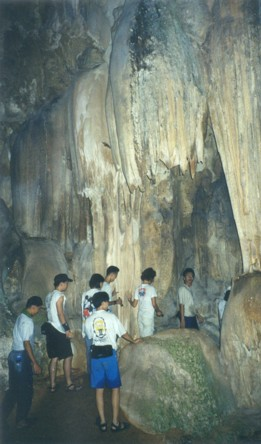 Caves at Dabong